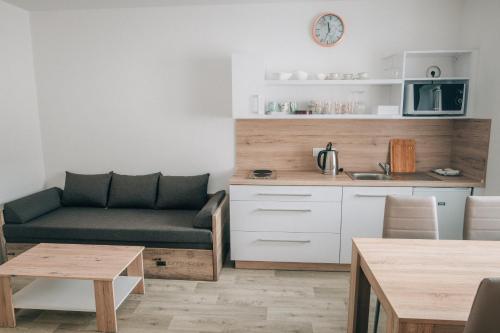 Apartmán v přírodě pro 4 osoby