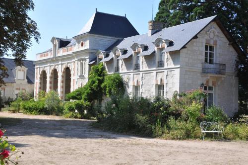 L'Orangerie du Château - Gîte Art Nouveau - Location saisonnière - Brain-sur-Allonnes