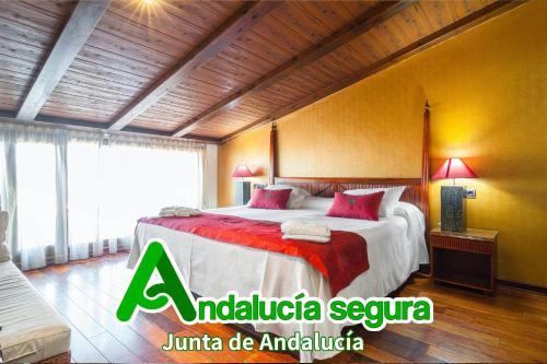 . Hotel & Spa Sierra de Cazorla 4*