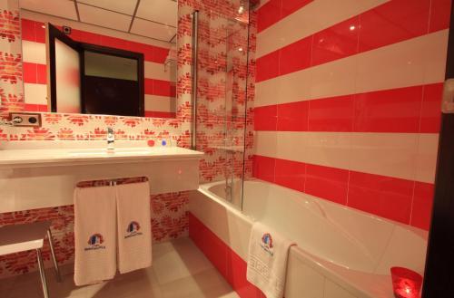 Habitación Doble con acceso gratuito al spa - 1 o 2 camas - Uso individual Casa Baños de la Villa 44