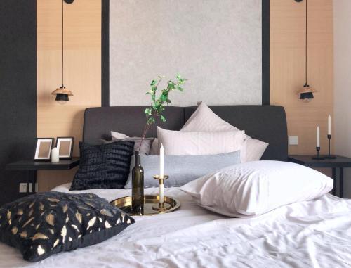 A Plush & Stylish Suite at Suasana Suites JB 11, Johor Bahru