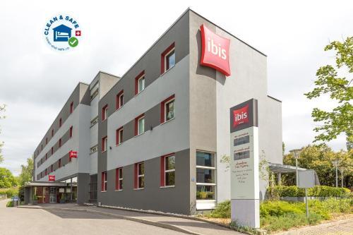 Ibis Genève Aéroport - Hotel - Geneva