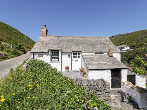 Harbour Cottage, Boscastle, Cornwall
