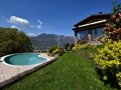 . Lovely Villa in Pisogne with Swimming Pool