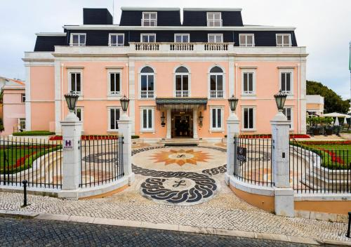 Olissippo Lapa Palace – The Leading Hotels Of The World - Photo 7 of 81