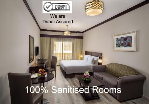 Savoy Crest Hotel Apartment, Bur Dubai, Dubai