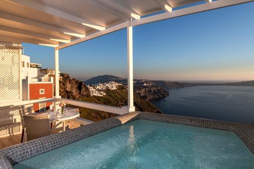 Hotel Aqua Luxury Suites Santorini