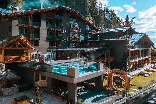 Hotel Chalet Al Foss - Vermiglio