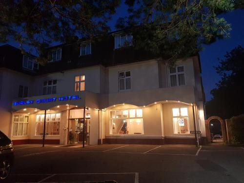 . Burley Court Hotel