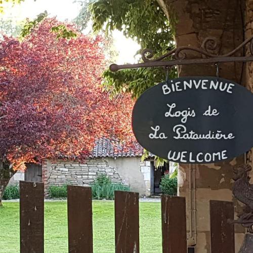Le Logis de la Pataudière - Chambre d'hôtes - Champigny-sur-Veude