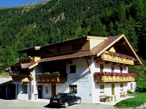 Haus Granbichler - Apartment - Vent