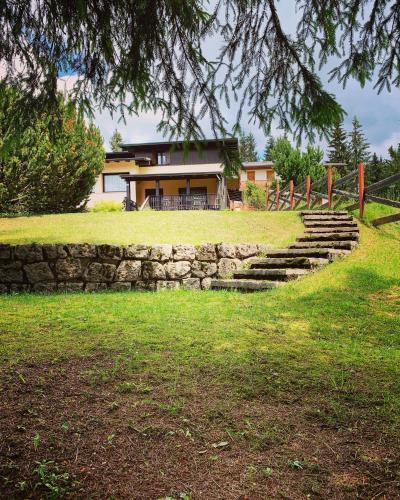 White Ca?Rote Lodge - Accommodation - Gallio