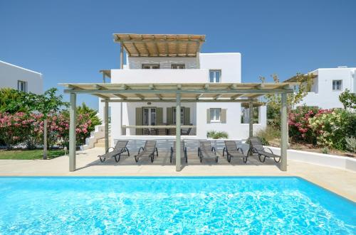 . Sea & Olives villa