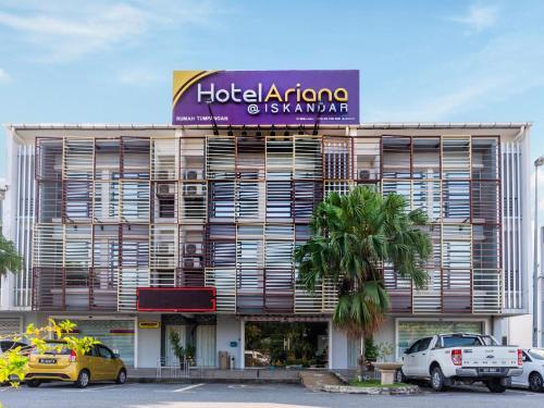 Oyo 898 Hotel Ariana Iskandar