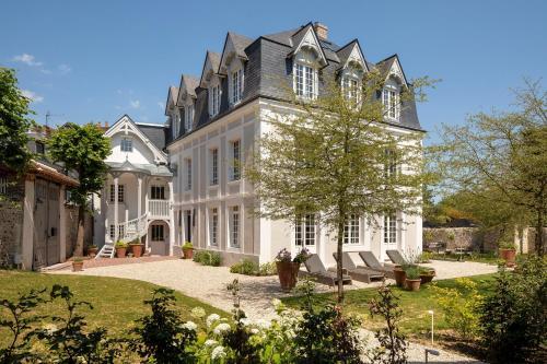 Hôtel Saint-Delis - La Maison du Peintre - Relais & Châteaux - Hôtel - Honfleur