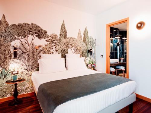 Hotel Mercure Roma Corso Trieste - image 10