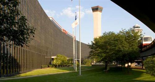 Hilton Chicago O'Hare Airport - Chicago, IL IL 60666