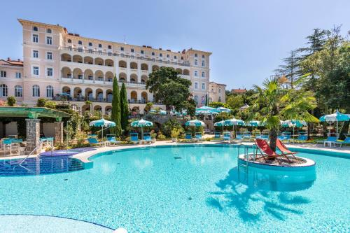 . Hotel Kvarner Palace
