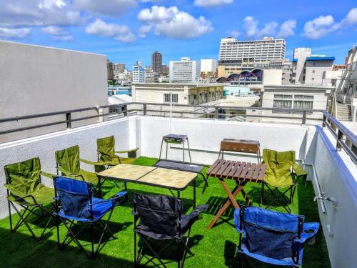 NahaCentaral_10Beds7roomsHouse_190sqm_FreeParking Okinawa Main island