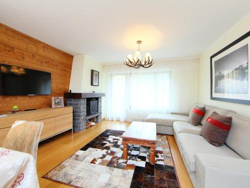 Apartment Petit-Vallon A-B Crans Montana