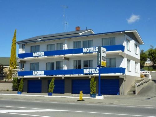 Anchor Motel - Accommodation - Timaru