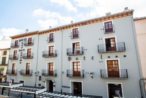 . Hotel Rey Don Jaime