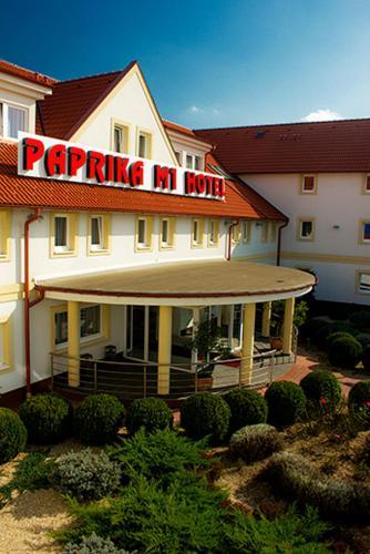 . Paprika M1 Hotel