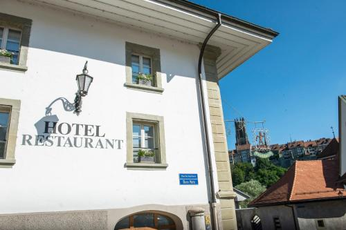 Le Sauvage - Hotel - Fribourg