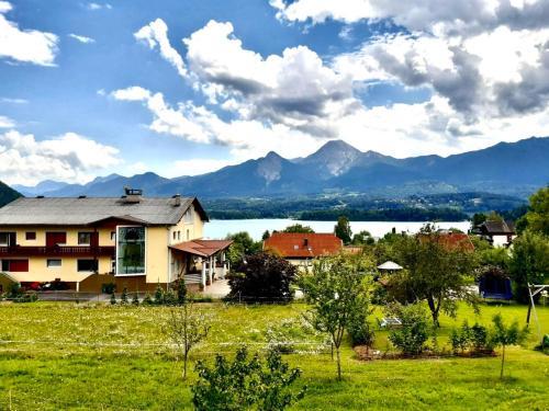 Lake View Drobollach - Apartment - Villach