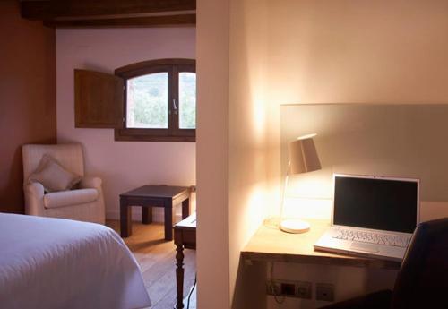 Habitación Doble Hotel Mas Mariassa 4