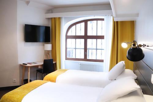 Hotel Athanor Centre - Hôtel - Beaune