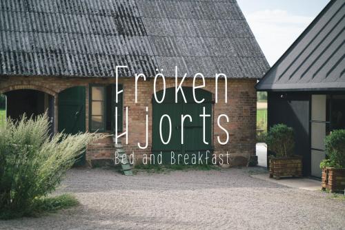 . Fröken Hjorts Bed and Breakfast