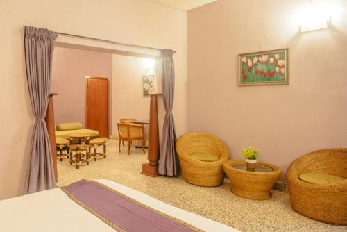 Hotel Hanu Reddy Residences Wallace Garden