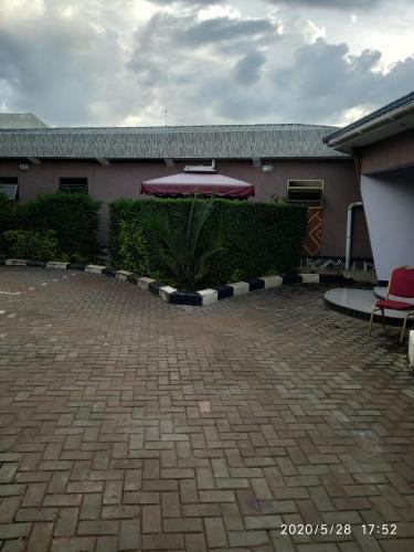 . Brown Palace Hotel - Gulu