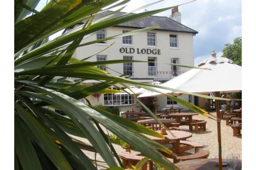 . OYO The Old Lodge