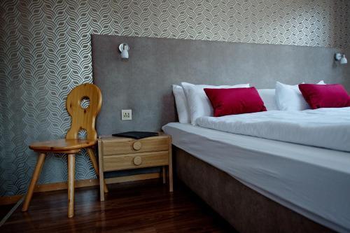 Bed & Breakfast Sonne Interlaken-Matten - Accommodation - Interlaken