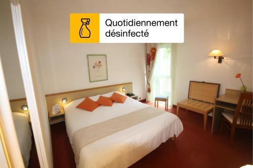 Hotel Le Branhoc - Brit Hotel Auray - Hôtel - Auray
