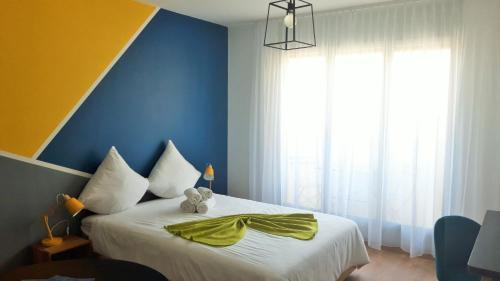 Studio vue imprenable - Hotel - Sierre