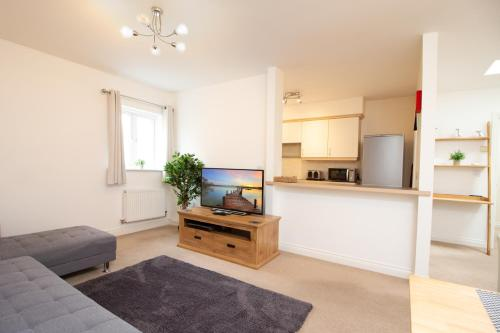 Perfect Apt In Exeter City For Workmen, Uni, Sandy Park - Sleeps 6