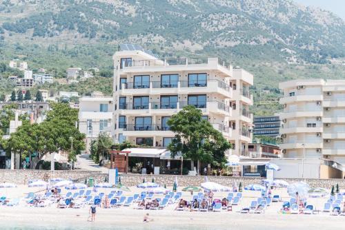 . Sunset hotel & beach