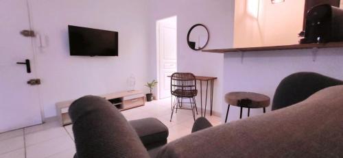Le Studio du 21 - Location saisonnière - Montpellier