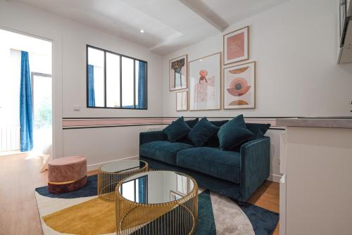Luxury Flat in Tour Eiffel - Best Area - Hôtel - Paris