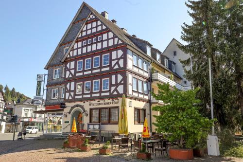 Hotel Wittgensteiner-Hof - Bad Laasphe