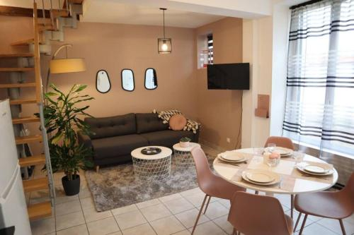 Le Duplex Orléanais - Location saisonnière - Orléans