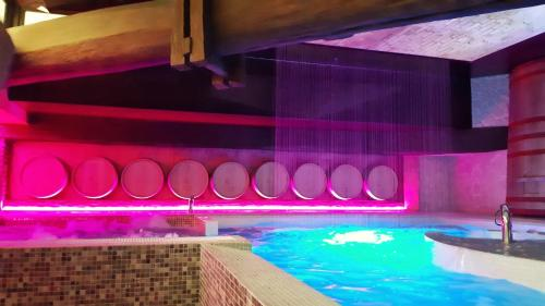 Habitación Doble con acceso al spa - 1 o 2 camas - Uso individual Hotel SPA Bodega El Lagar de Isilla 3