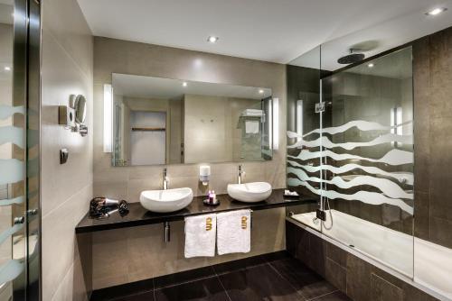 Habitación Dúplex Hotel Spa Aguas de los Mallos 1