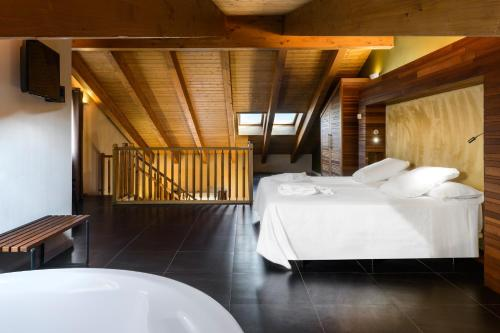 Junior Suite Hotel Spa Aguas de los Mallos 2