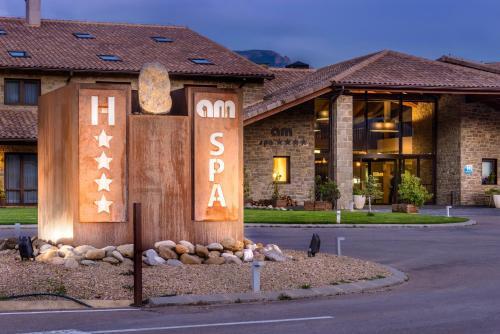 . Hotel Spa Aguas de los Mallos