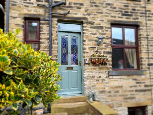 Bronte Railway Cottage At Haworth