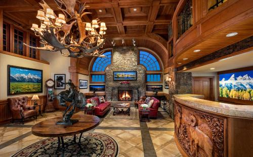 . Wyoming Inn of Jackson Hole